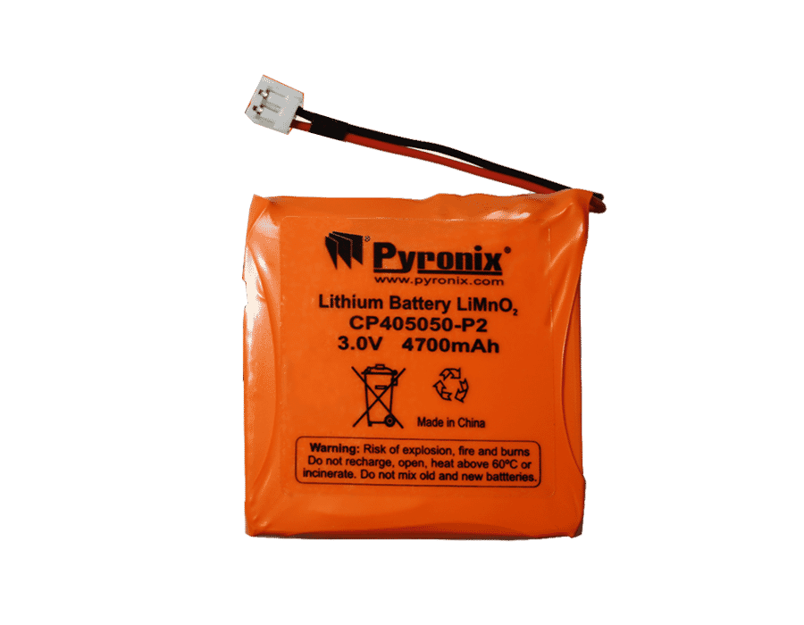 Pyronix BATT-RKP1 Wireless Keypad Battery