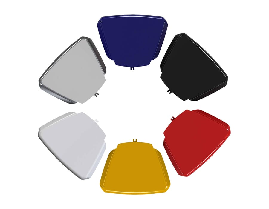 Pyronix Deltabell Coloured Lids Covers