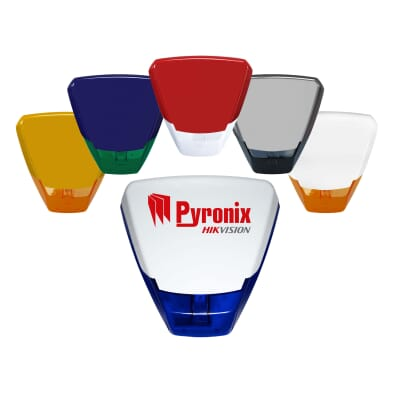 Pyronix Deltabell Alarm box with Light and Siren