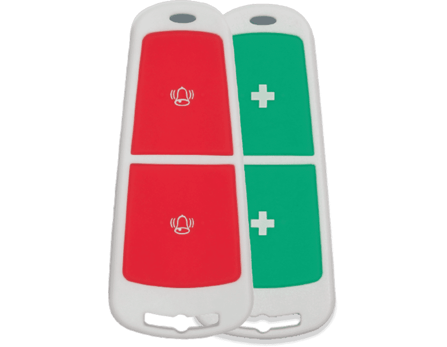 Pyronix wireless emergency hold up button