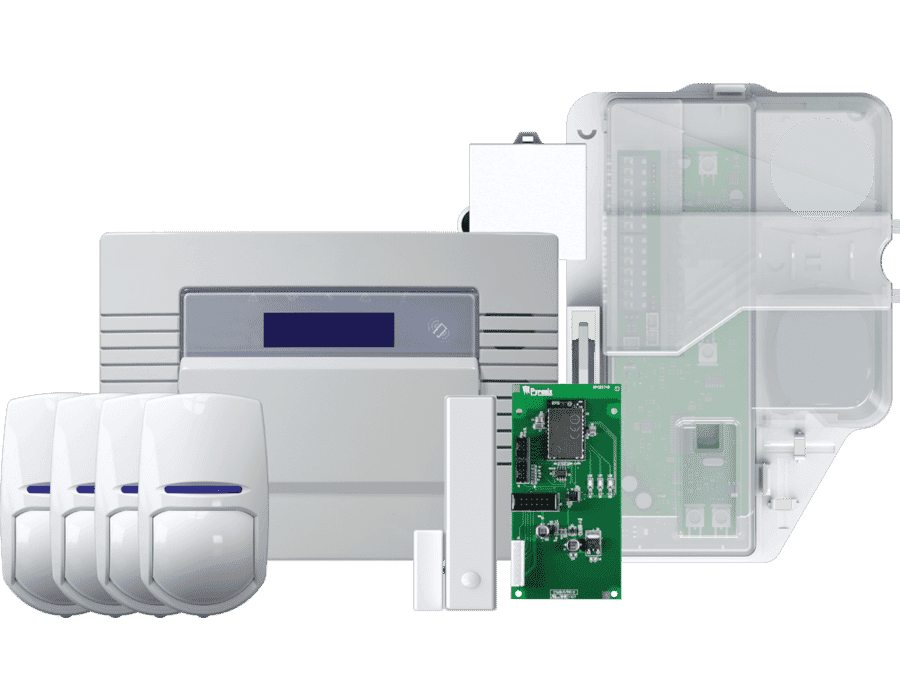 Pyronix Enforcer Wireless Intruder Alarm Kit (ENF/KIT3-UK)