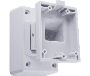Pyronix wall bracket for the XD series detectors