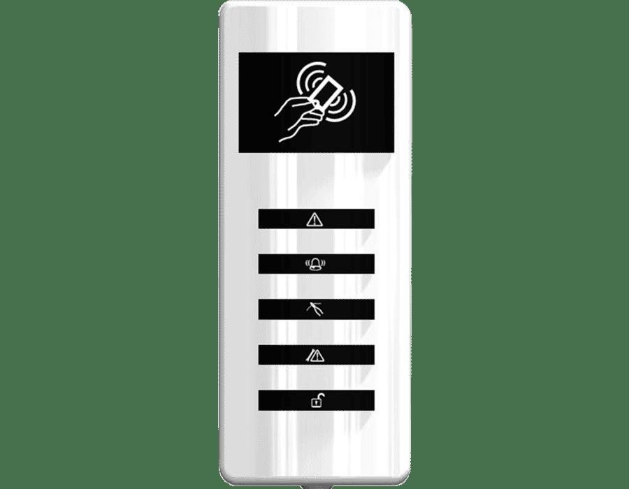 Pyronix internal proximity tag reader with status LED's