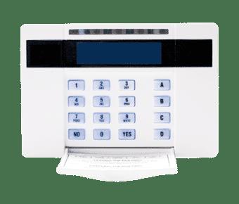 Pyronix EUR-064 Contemporary Keypad