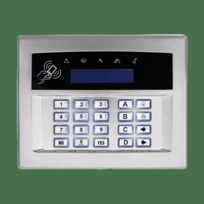Pyronix Euro Surface or Flush Mount Wired Keypad