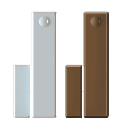 Pyronix MC1MINI-WE wireless magnetic door or window contact