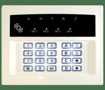 Pyronix Enforcer secure wireless keypad