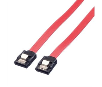 Internal Locking SATA cable 6.0Gbit/s 0.5m