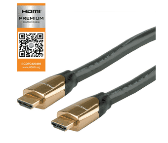 Ultra Quality 4K HDMI + Ethernet Certified Cable