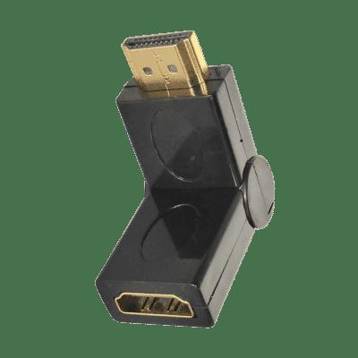 HDMI Adjustable Right Angle Adaptor