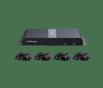 Antiference HDMI 1080p Splitter/extenders over CAT 6