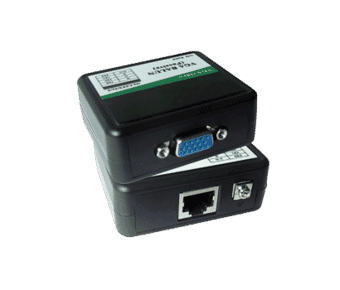 60m Passive VGA over Cat 5e/6 Extender