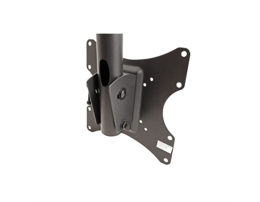 Ceiling mount bracket for large screen monitor TV up to 50kg