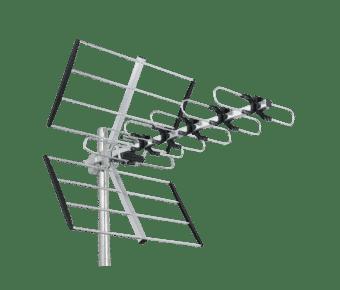 SAC 21 Element TV Aerial 11db Gain