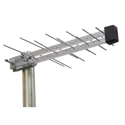 20 Element Wide Band Compact Mini Log Aerial