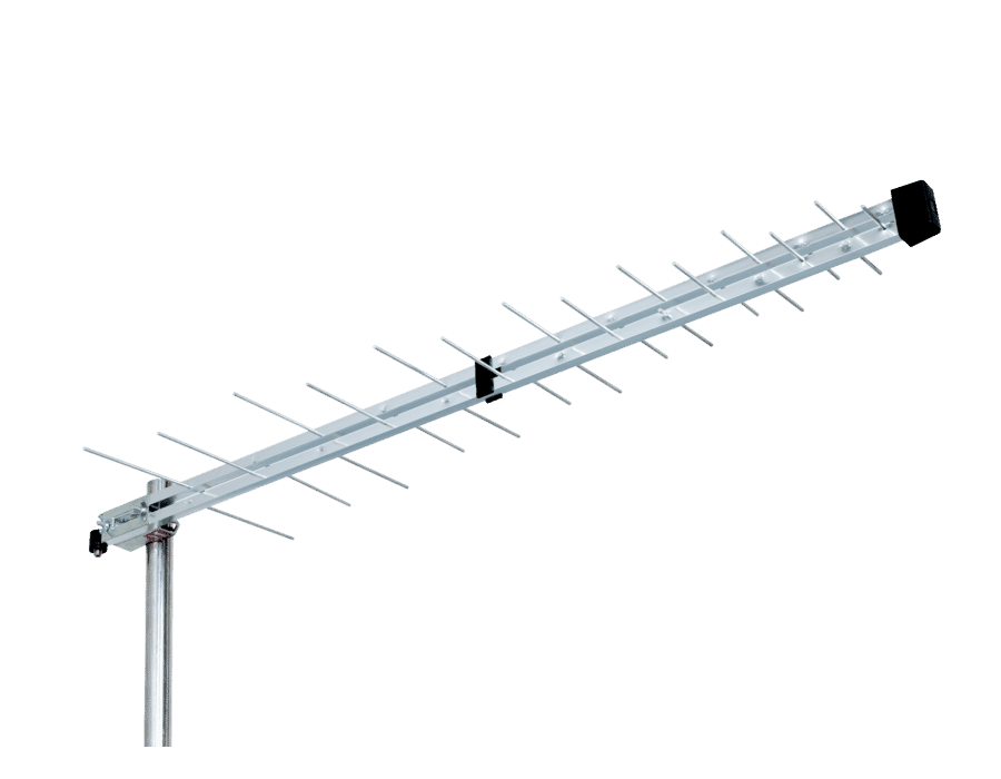 28 Element High Gain Wide Band Log Aerial