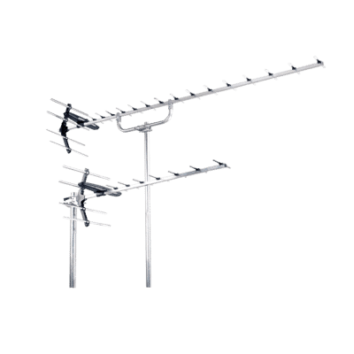 Antiference RX12TM 12 Element Yagi LTE Wideband TV Aerial