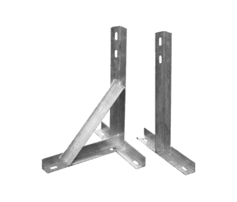 Galvanised Stand-off T&K Wall Bracket