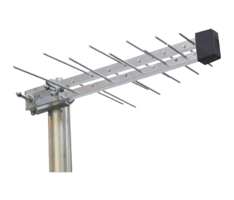 Triax TX20 Mini Log 20 Element Periodic Aerial