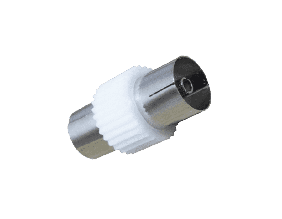 Value Aerial Coax Coupler F/F (10pc)