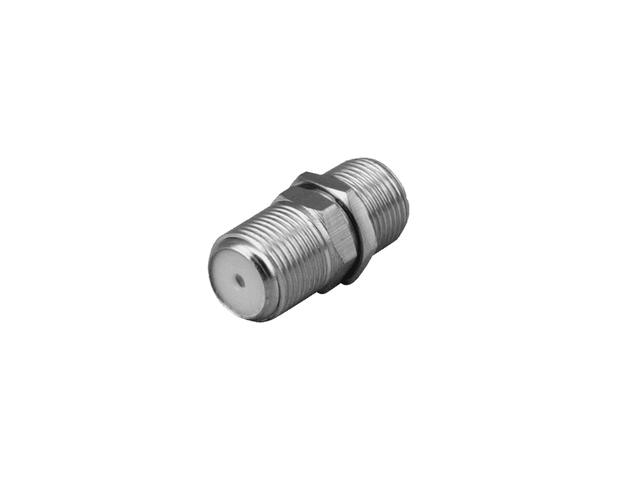 F Type Aerial / Satellite Screw Coupler (10pc)