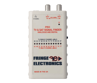 Fringe Pro Satellite and TV Aerial Meter