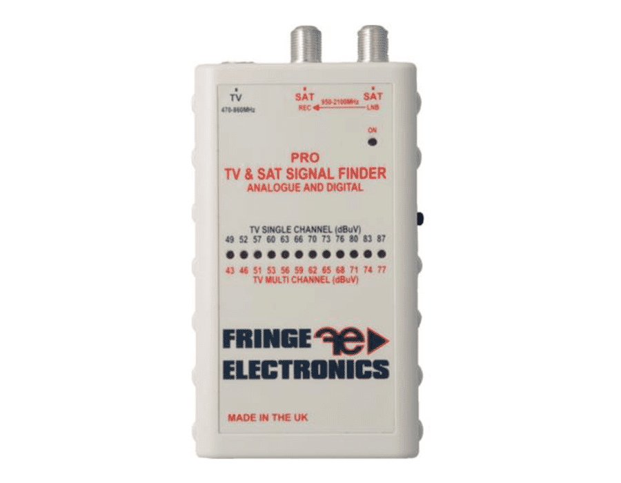 Fringe Pro Satellite and TV Aerial Meter
