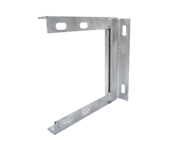 Aerial Mast Pole Stand-off Wall Brackets