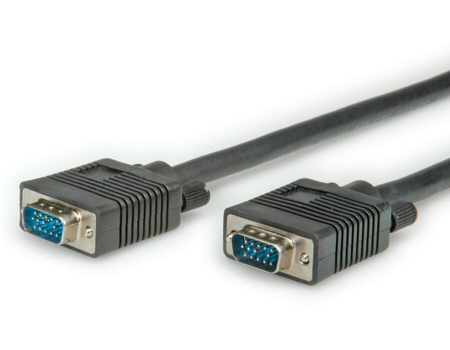 Shielded SVGA Monitor cable