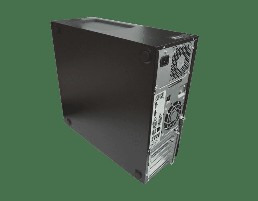 HP EliteDesk 800 G2 Refurbished Tower PC Win10 Pro 8GB 256GB SSD