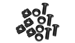 Rackmount cage nuts 50 Pack