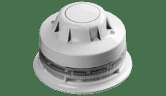 Apollo AlarmSense Optical Smoke Detector and Sounder Beacon Base