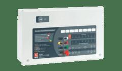 C-TEC CFP704-2 CFP AlarmSense 4 Zone Two-Wire Fire Alarm Panel
