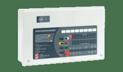 C-TEC CFP708-2 CFP AlarmSense 8 Zone Two-Wire Fire Alarm Panel