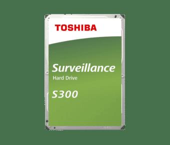 """Toshiba S300 Surveillance 3.5"""" SATA Hard Drive"""