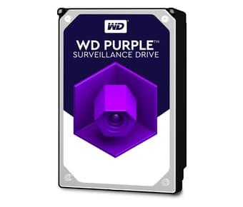 "Western Digital Purple 3.5"" Surveillance (CCTV) Hard Drive"