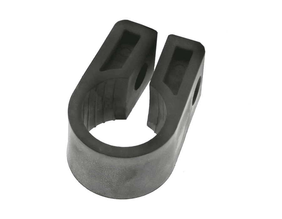Tough Cable Cleats for 10 to 25mm Cable or Conduit