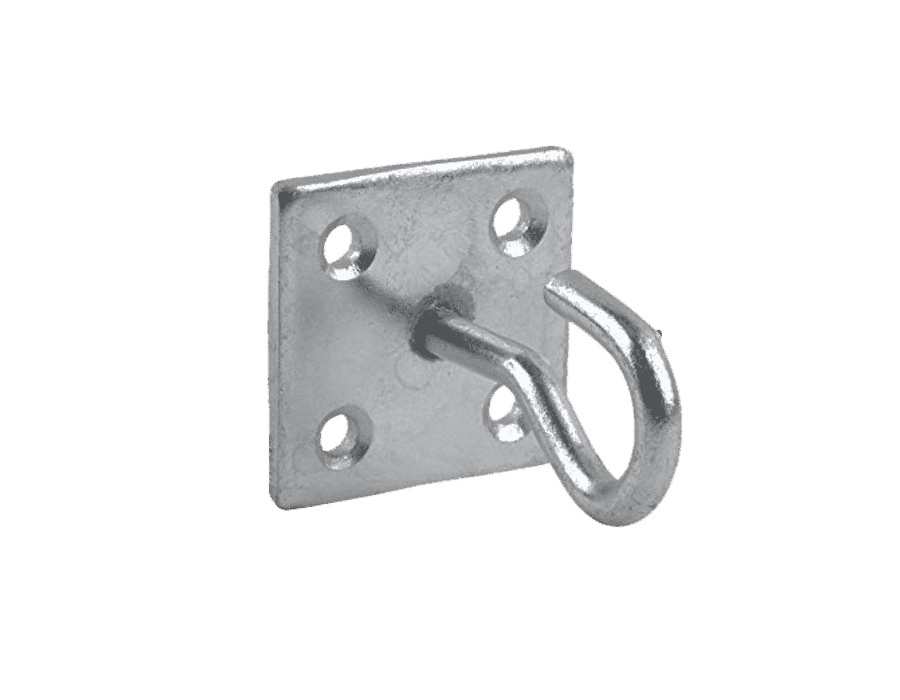 Steel Wall Hook for Catenary Wire