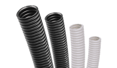 Light Duty Split or Sealed LSHF Flexible Corrugated Conduit
