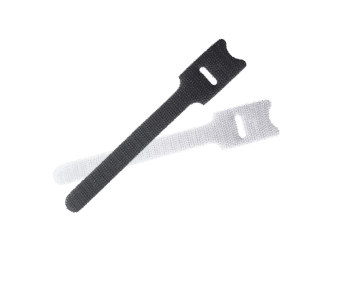 Reusable Hook and Loop Cable Ties (100pc)