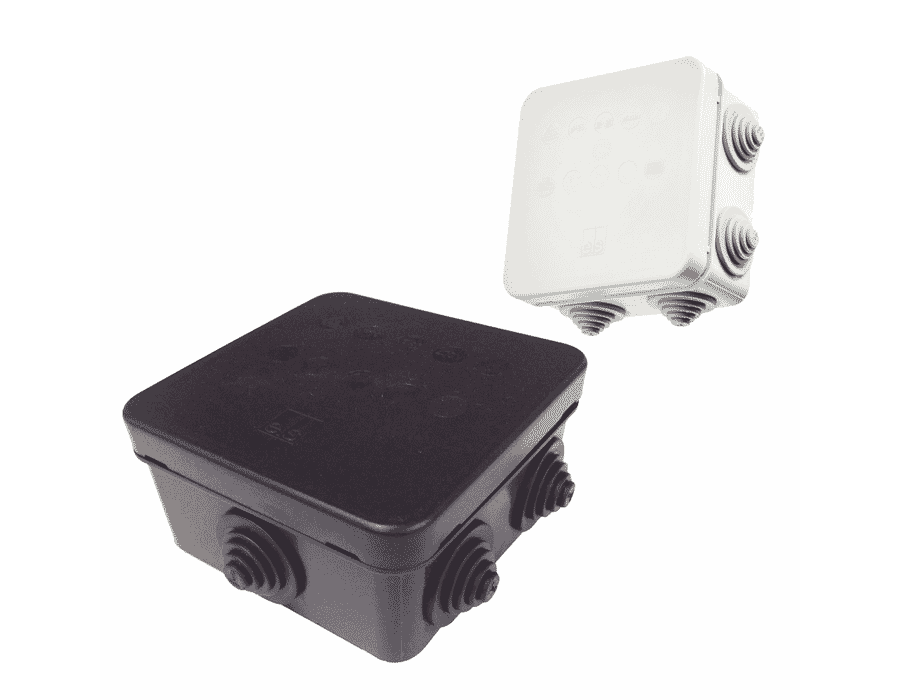 Spelsberg HP80 / HP100 IP55 Outdoor Electrical Junction Box