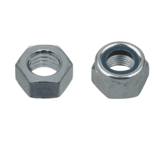 Stainless Steel Nuts (25 Pack)