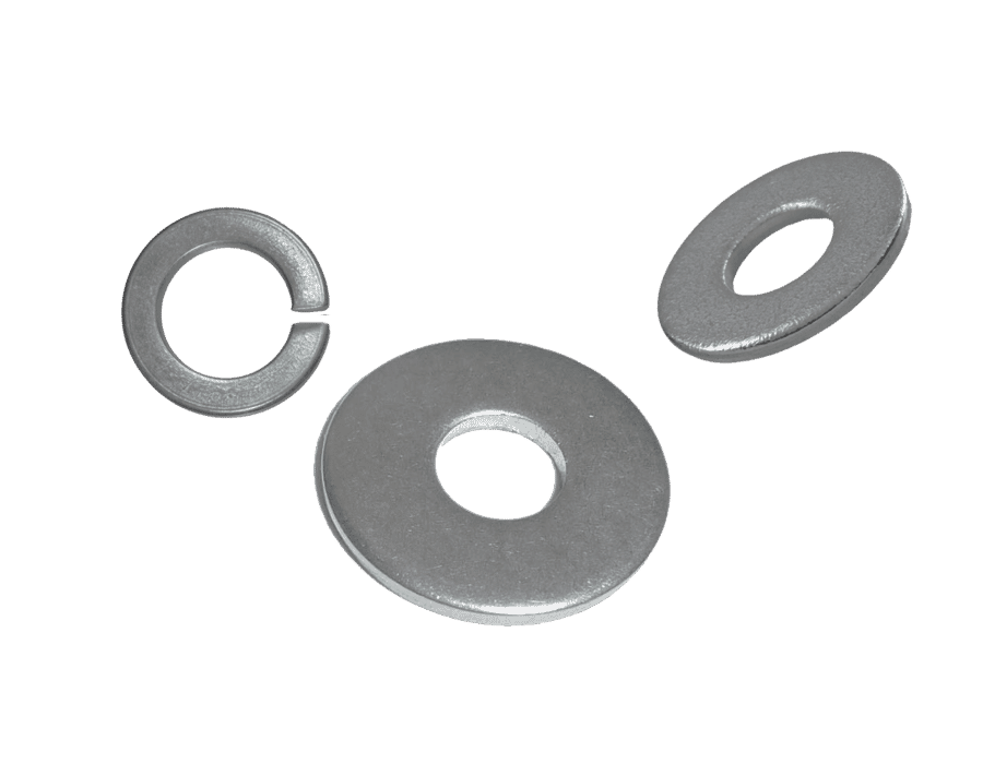 Stainless Steel Washers (25 Pack)
