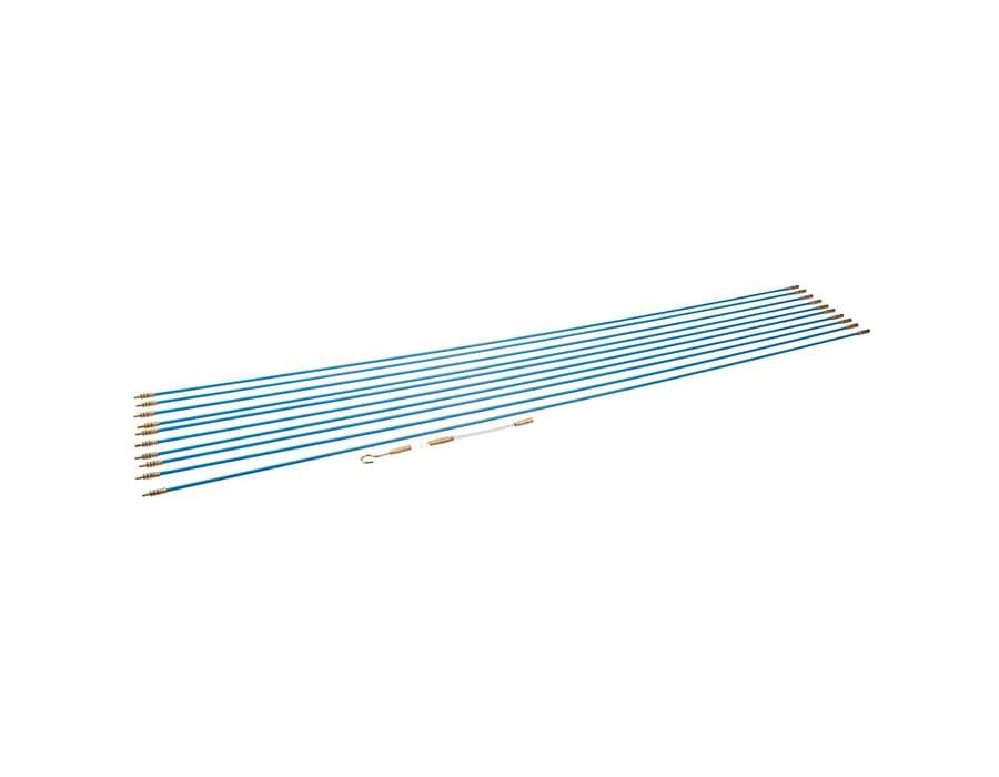 1m 13 Piece Cable Access Rod Set