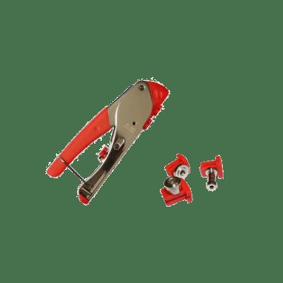 SAC 3-in-1 Snap Seal Cimping Tool F, BNC, RCA