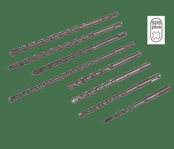 SDS Plus Masonry Drill Bits 5-25 mm