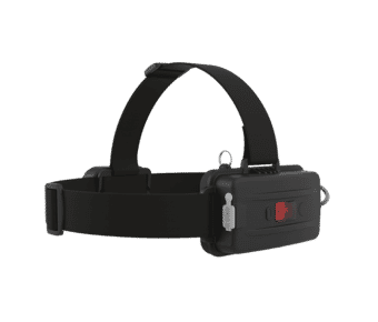 CAT Professional Ultra-bright LED Head Torch 800 Lumens