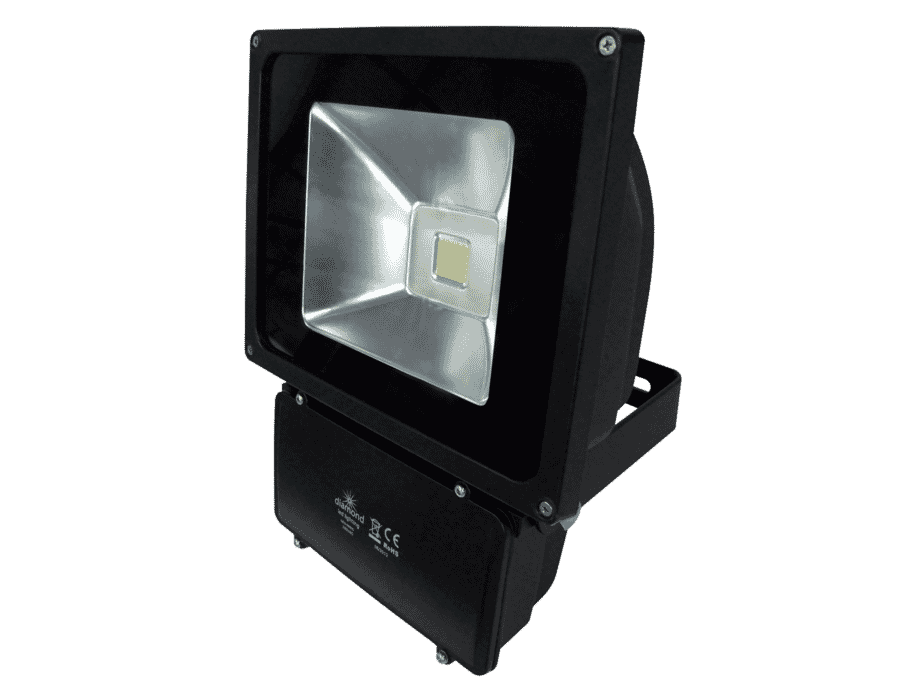 Diamond Celsian III High Power LED Floodlight 80-100W