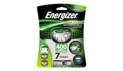 Energizer Vision Ultra Rechargeable Head Torch