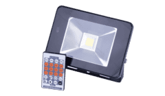 Diamond Grange Remote Control Smart LED Floodlight 20-30W